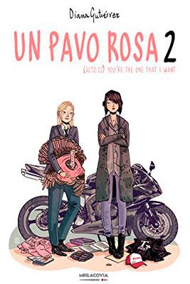 Un pavo rosa novela lesbica